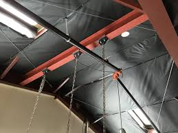 Boxing Heavy Bag Ceiling Mount by I Beam Clamp Firstlaw Fitness