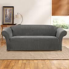 Gray Sofa Slipcover Walmart by Furniture U0026 Sofa T Cushion Sofa Slipcover Surefit Couch Covers