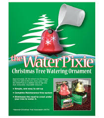 Xmas Tree Waterer by The Waterpixie Christmas Tree Watering Ornament