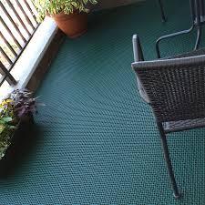 incstores outdoor patio interlocking rugged grip loc tiles ebay