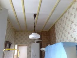 faux plafond isolation idées