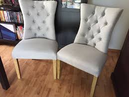 höffner 2 x stuhl hennig neu und unbenutzt