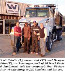 All Truck Parts & Equipment Opens Western Star Dealer - Truck Market ...