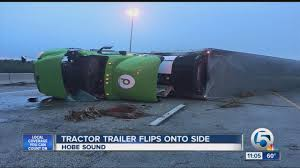 Publix Semi Flips On Interstate 95 Near Hobe Sound - YouTube Publix Truck Driver Saved Crash Victim In Miramar Canal Nbc 6 360 Video Truck Driver Honks Youtube Uncle D Logistics Publix Supermarkets W900 V10 Skin American Car Pinned Under On I295 Jacksonville Wjaxtv Common Vs Contract Carrier Apics Cltd Coach North Port Pulls Man From Sking Car 100_5222jpg How To Drive Semi Best Image Kusaboshicom Abducted Big Rig Carjacked Foo9