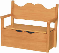 wooden toy box home furniture