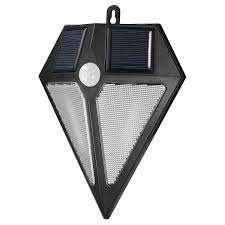 Amazon Solario Bright Solar Power Outdoor LED Light Motion