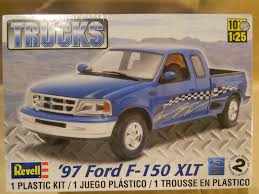 Revell 1/25 Scale 1997 Ford F150 XLT Truck Model Kit Sports HOTROD ... Gmc The Crittden Automotive Library 69 Ford F100 Shop Truck Scaledworld Amazoncom Revell 57 Gasser 2in1 Plastic Model Kit Toys Model Jet Semi Custom With Bonus Build Youtube Kenworth Heavy Hauler Stop Cars 125 Revell Kevin Vandams Team Profish Silverado Truck Amigo Pack W900 Wrecker 852510 New Aeromax 120 Kits Hobbydb K100 An Amt Box 125th Finescale Modeler Pin By Roman On Italerirevellamt Trucks 124 Pinterest Modelling News Italeris Catalogue New Items Of 62017 1 25 Scale Peterbilt 359 Cventional Tractor Ebay