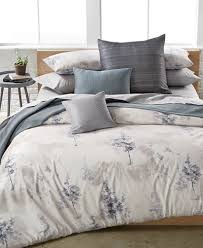Macys Bedding Collections by Calvin Klein Alpine Meadow Bedding Collection Bedding