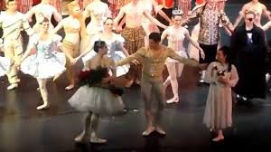 Curtain Call Stamford Ct by Curtain Call In Connecticut Ballet U0027s The Nutcracker With Marcelo
