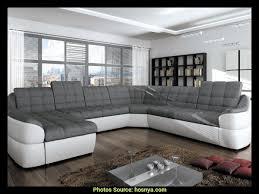 grand canapé angle pas cher attrayant grand canapé d angle convertible 6 8 places pas cher