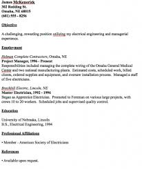 1 Marine Electrician Resume Templates: Try Them Now ...