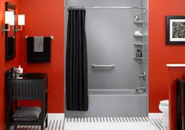 Acrylic Bathtub Liners Diy by Acrylic Bathtub Liner U0026 Enclosures Near Cleveland And Columbus