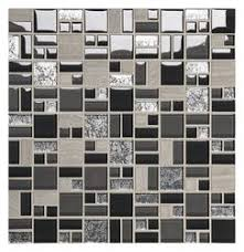 mohawk phase random block 12 x 12 stone and glass wall tile at