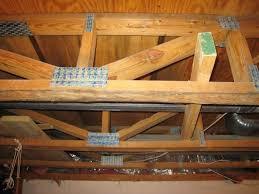 Distance Between Floor Joists Canada by Floor Joists Solid Lumber Tji U0027s Lvl And Open Web Floor Trusses