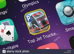 100 Top Truck Games London United Kingdom October 26 2018 The Jet Er