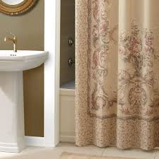 Menards Window Curtain Rods by Interesting Bathroom Design With Shower Curtain With Matching