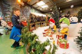 100 Farm Folly Bring The Kids To Meet Santa And His Reindeer