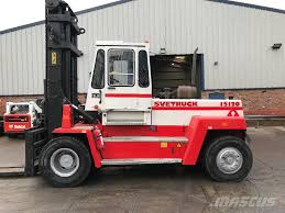 100 Hull Lift Truck Svetruck 150120 Hull Diesel Forklifts Year Of Manufacture 2000