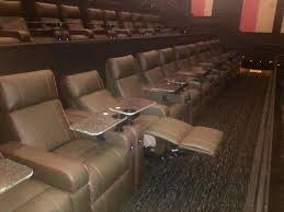 Reclining Chairs Movie Theater Nyc by A Look Inside North Jersey U0027s Fanciest New Movie Theater Nbc New York
