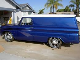 Project: Tiki Express, '65 C10 Panel Truck Build - The 1947 ...