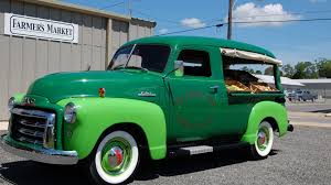 1948 GMC 1/2 Ton Canopy Express Produce Truck Presented As Lot W217 ... 1948 Chevrolet Panel Truck For Sale Classiccarscom Cc501332 19472008 Gmc And Chevy Parts Accsories Tci Eeering 471954 Suspension 4link Leaf Hemmings Find Of The Day Fleetline Daily Chevy Panel Truck Sweet Rides Pinterest Cars Saga A Fanatically Detailed Pickup Hot Rod Network Suburban Wikipedia Deliverance Photo Image Gallery Yarils Customs 1949 3800 283ndy Gateway Classic