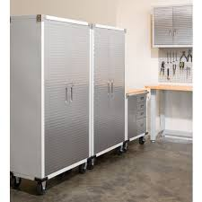 Hdx Plastic Storage Cabinets by Plastic Cabinets For Storage With Hdx 27 In W 4 Shelf Multi