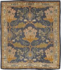antique arts & crafts antique rug carpet