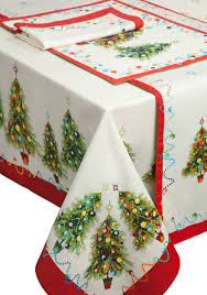 Christmas Tree Shop Waterford Ct by Fiesta Holiday Gatherings Table Linen Collection Belk