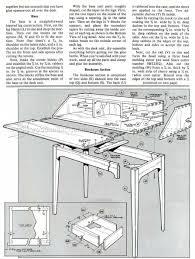 Secretary Desk With Hutch Plans by 21 Popular Secretary Desk Plans Woodworking Free Egorlin Com