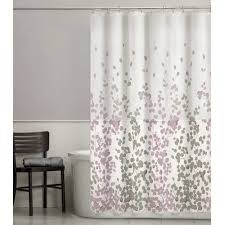 beige and gray shower curtain modern shower curtains