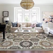 große größe persischen teppich wohnzimmer tisch teppich rechteck boden matte nacht teppich klassische dekoration teppich