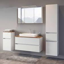 badmöbel set inkl spiegelschrank misbonas 4 teilig