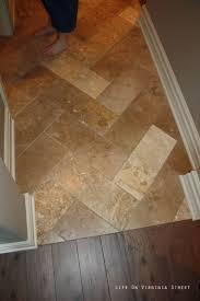 Versailles Tile Pattern Travertine by 43 Best Floored Images On Pinterest Homes Luxury Vinyl Tile