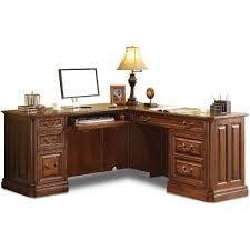 Sauder Shoal Creek Executive Desk by Shop Office Furniture And Office Chairs Rc Willey Furniture Store