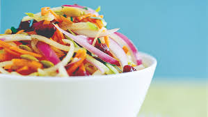 Are Unsalted Pumpkin Seeds Fattening by Carrot Apple Slaw With Cranberries And Pumpkin Seeds Delicious