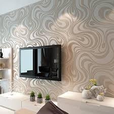 moderne luxus hanmero 5 rollen tapeten abstrakt kurven glitzer vlies 3d struktur tapete für schlafzimmer wohnzimmer tv hintergrund wand wandmalereien