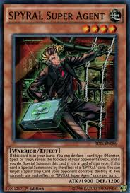 Fun Yugioh Deck Archetypes by Yugioh Card Review U2013 Spyral Super Agent U2013 Spinnach Gaming