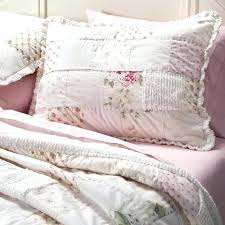 Simply Shabby Chic Bedding by Duvet Covers Shabby Chic Shabby Chic Pink Roses Minty Green Ruffle