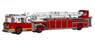 Fire Engine Fire Department Lego Ideas Emergency Vehicle - Fire ...