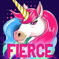 Lisa Frank Unicorn GIF