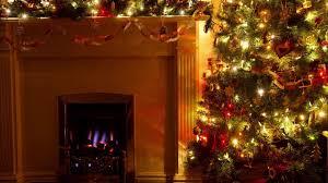 Christmas Fireplace Ambience