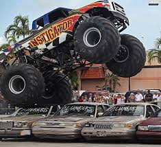100 Monster Trucks Crashing Paradise Truck
