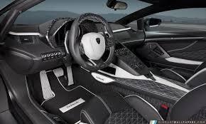 lamborghini aventador lp700 4 intérieur de voiture fond d écran