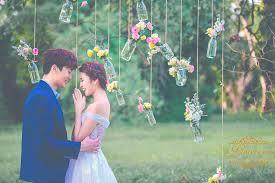 The Louvre Bridal 2016 Korean Wedding Dress Singapore Outdoor Prewedding Shoot Ideas 10