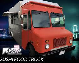Sushi Food Truck By Kareem Carts Manufacturing Company Schmuck Truck Gourmet Food Catering Kitchenwaterloo China Ccession Trailerfood Truckmobile Kitchen For Sale Photos Checklist Custom Ccessions Ccession Trailer And Food Truck Gallery Advanced Trailers Trucks Design Miami Kendall Doral Solution Sprinter With Low Profile Hood Fan Youtube Mr Scrappys Wrap Gator Wraps Chevy Used In Ohio Restaurant Vs Which Is Right For You Pizza Mobile Brick Ovens