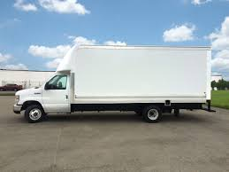Delivery Trucks For Sale | Ford Cutaway - Fedex Trucks For Sale