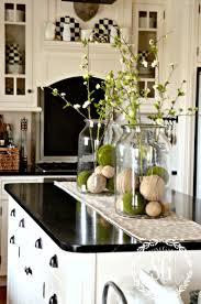 Full Size Of Kitchendecorating Kitchen Islands Mason Jar Arrangements Flower Decorating Hom