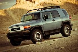 Will Toyota Unveil A New FJ Cruiser Concept In New York? | News ...