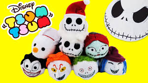 Nightmare Before Christmas Bathroom Set by Disney Tsum Tsum Nightmare Before Christmas Plush Toy Review Youtube