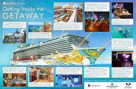 Breakaway Deck Plan 13 by Norwegian Getaway Cruise Ship 2017 And 2018 Ncl Getaway